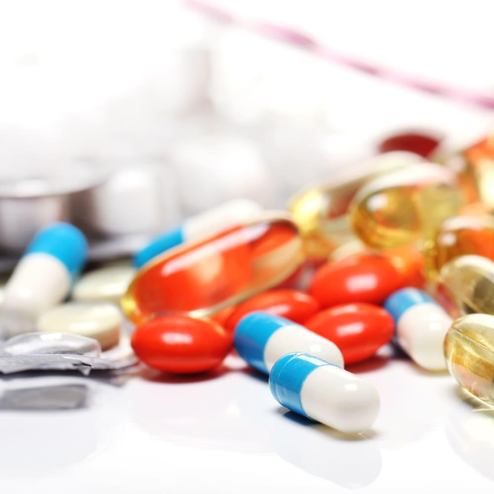 Nitrogen Determination in Pharmaceuticals