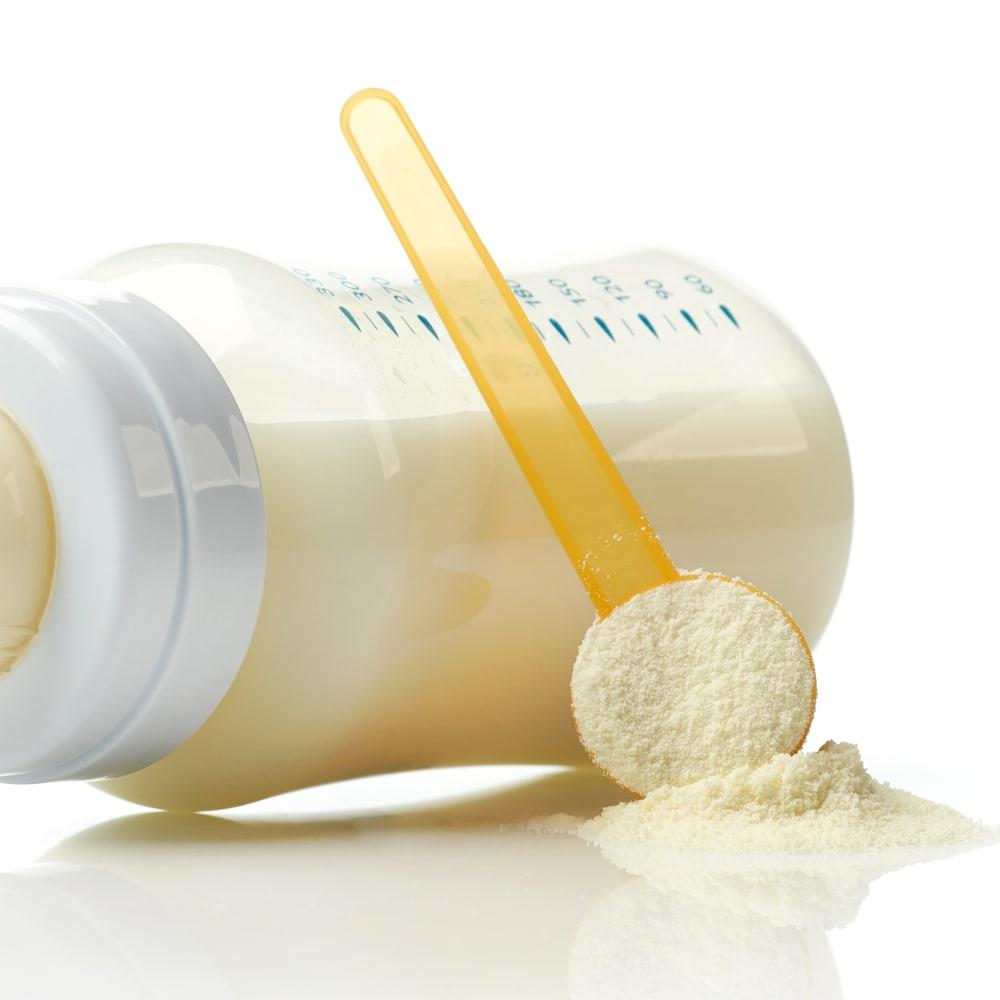 3-MCPD and glycidol in infant formula