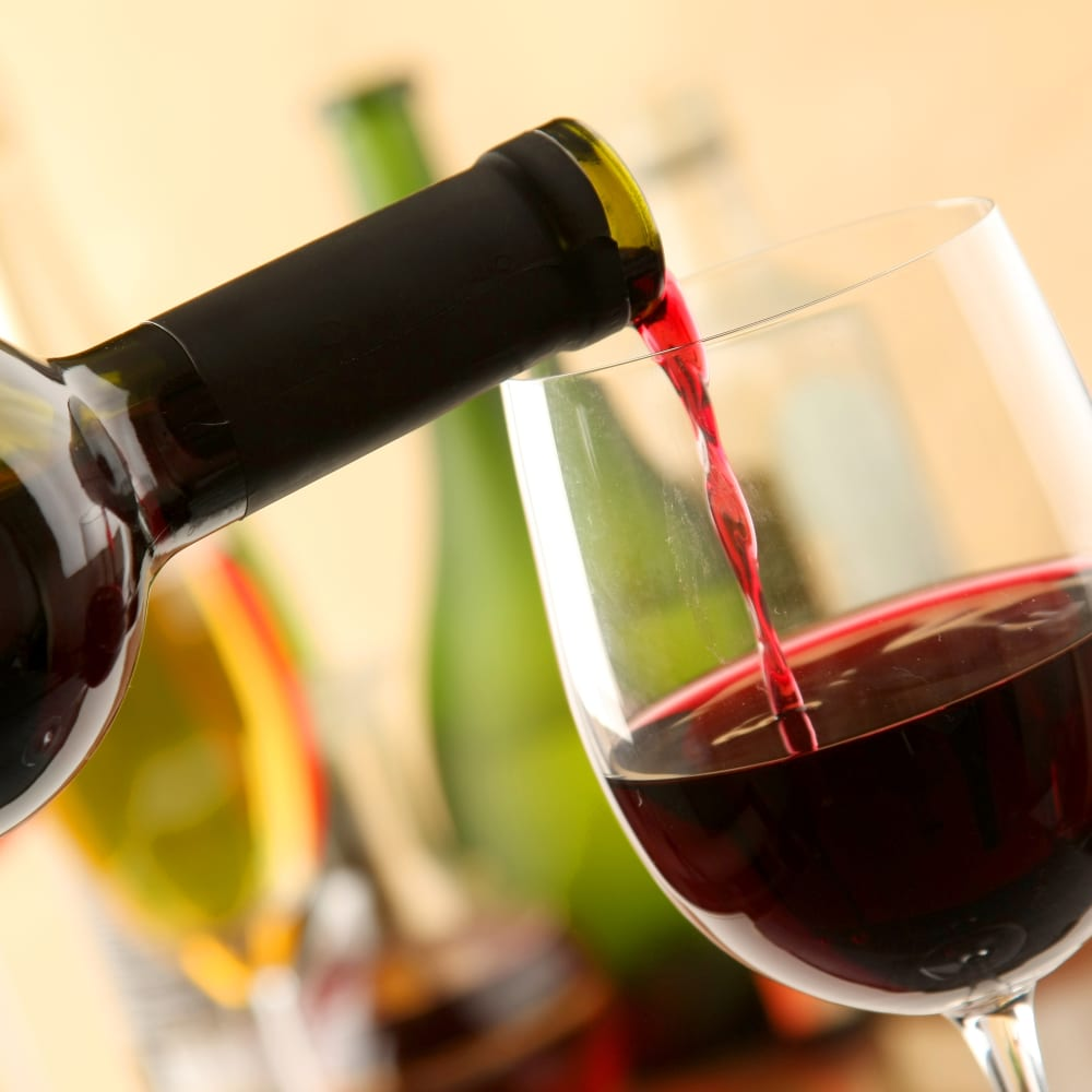 Sulfur dioxide determination in wine
