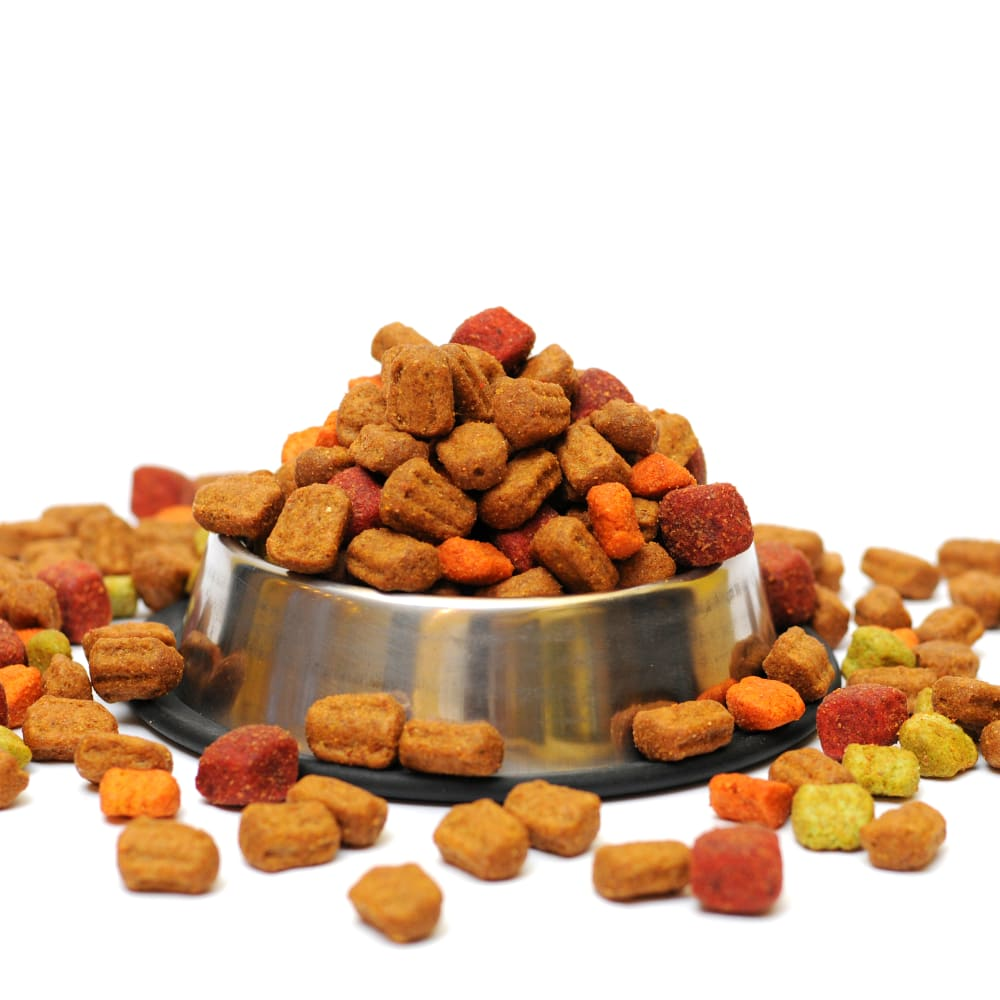 Nitrogen and protein determination in wet pet food