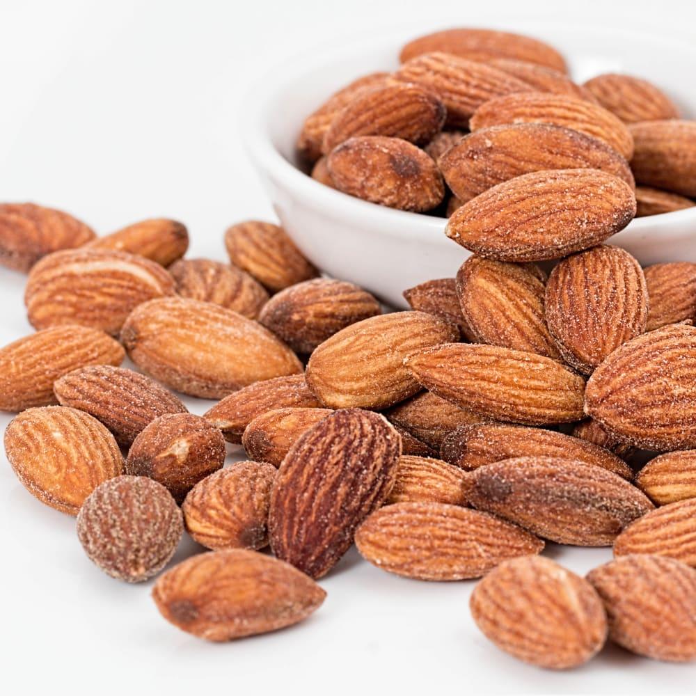 Nitrogen and protein determination in nuts