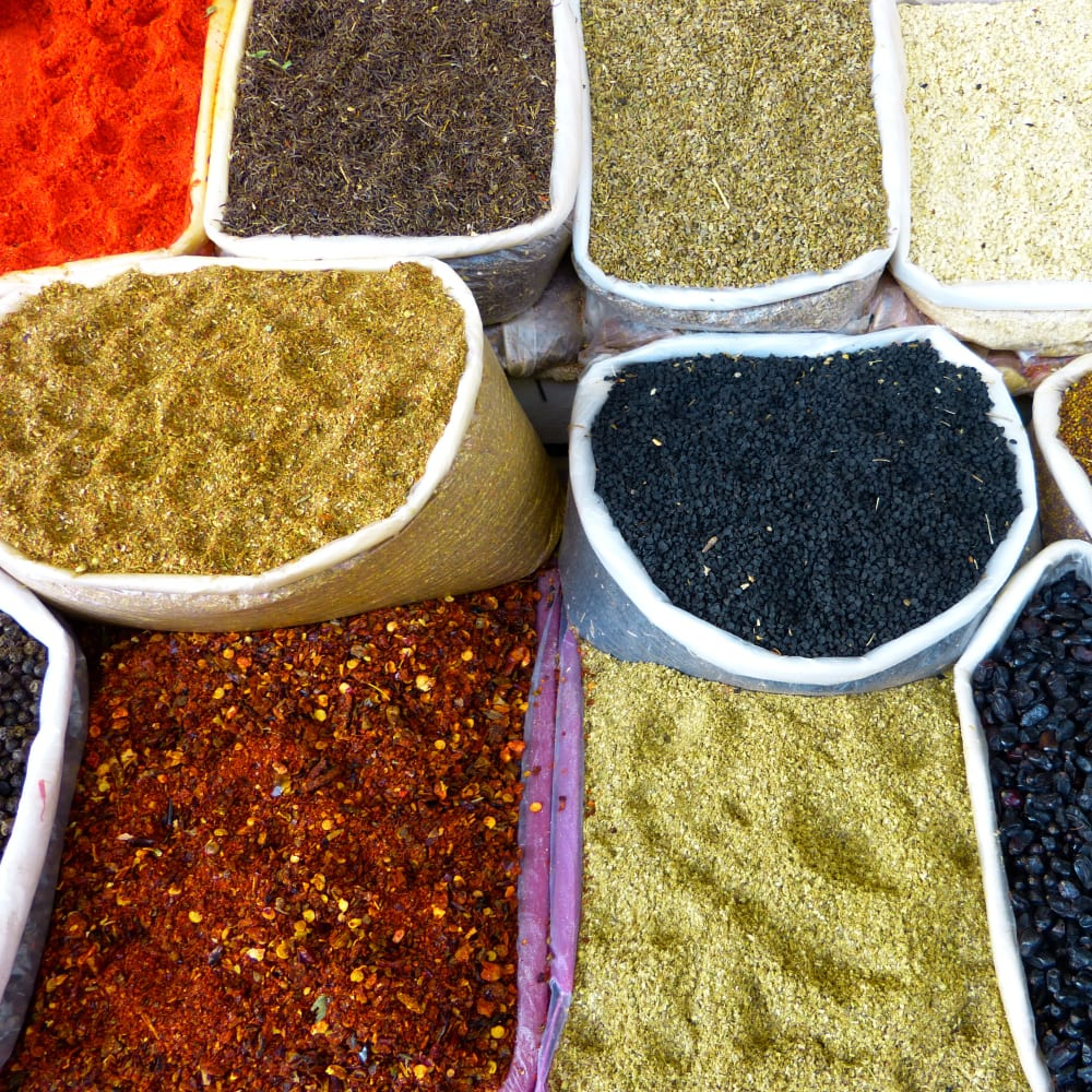 Extraction of Spices using the SpeedExtractor E-916 for the determination of Pesticides