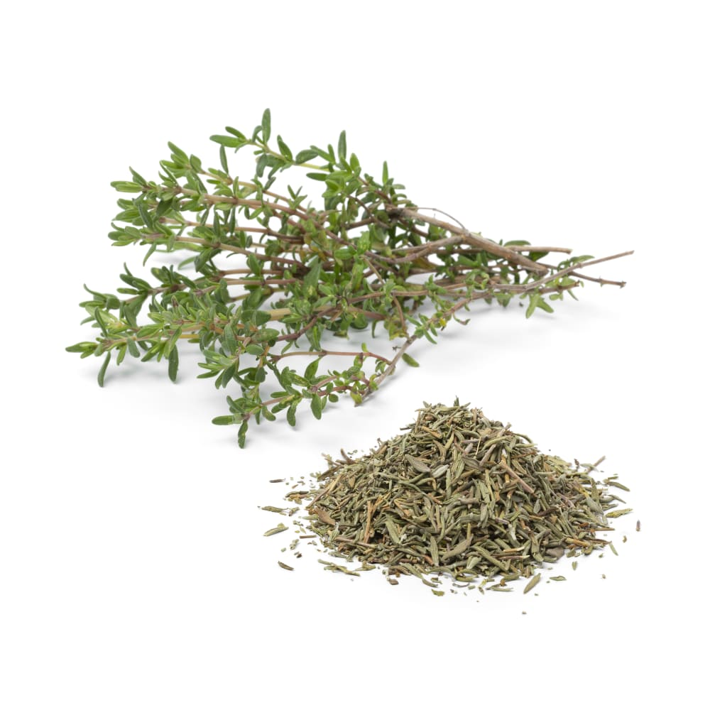 Pressurized Water Extraction of polyphenols and essential oils in thyme