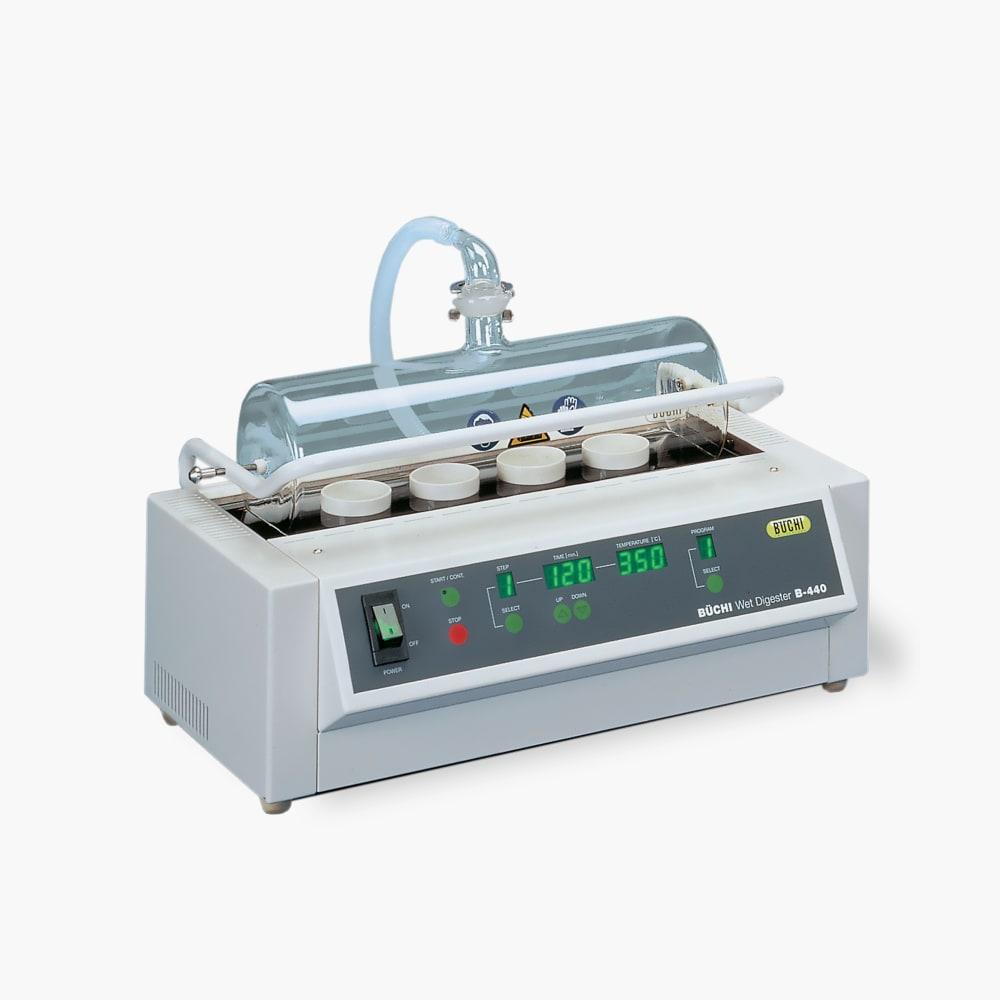 Wet Digester B-440 (습식 분해 장비)