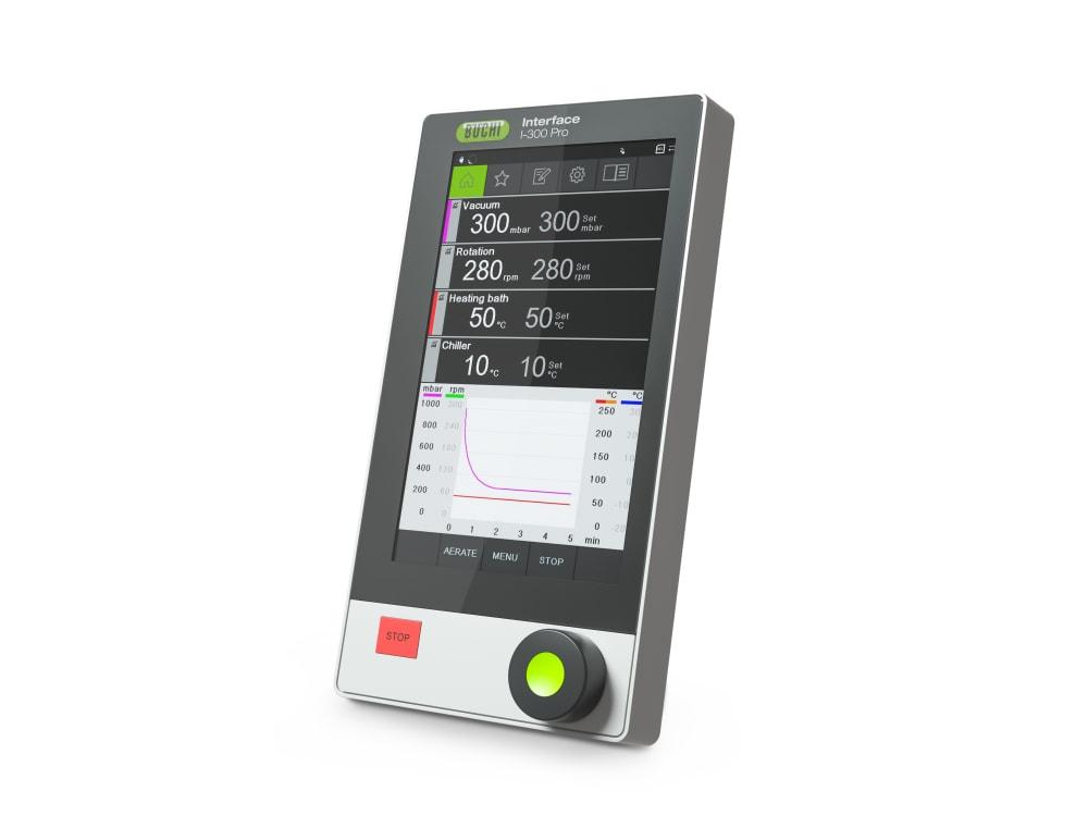 Interface I-300 / I-300 Pro (ชุดควบคุมการทำงานของระบบ)